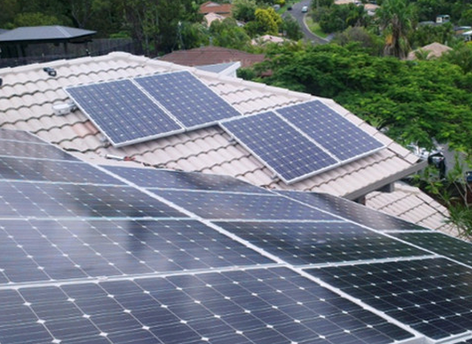 plug and play solar home installation